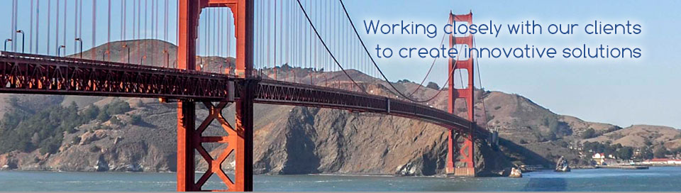 Working closely with our clients to create innovative solutions
